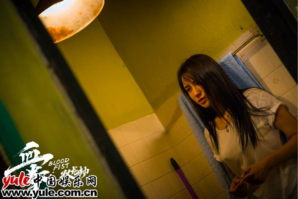 电影血拳上线刘静怡获赞中国好女友